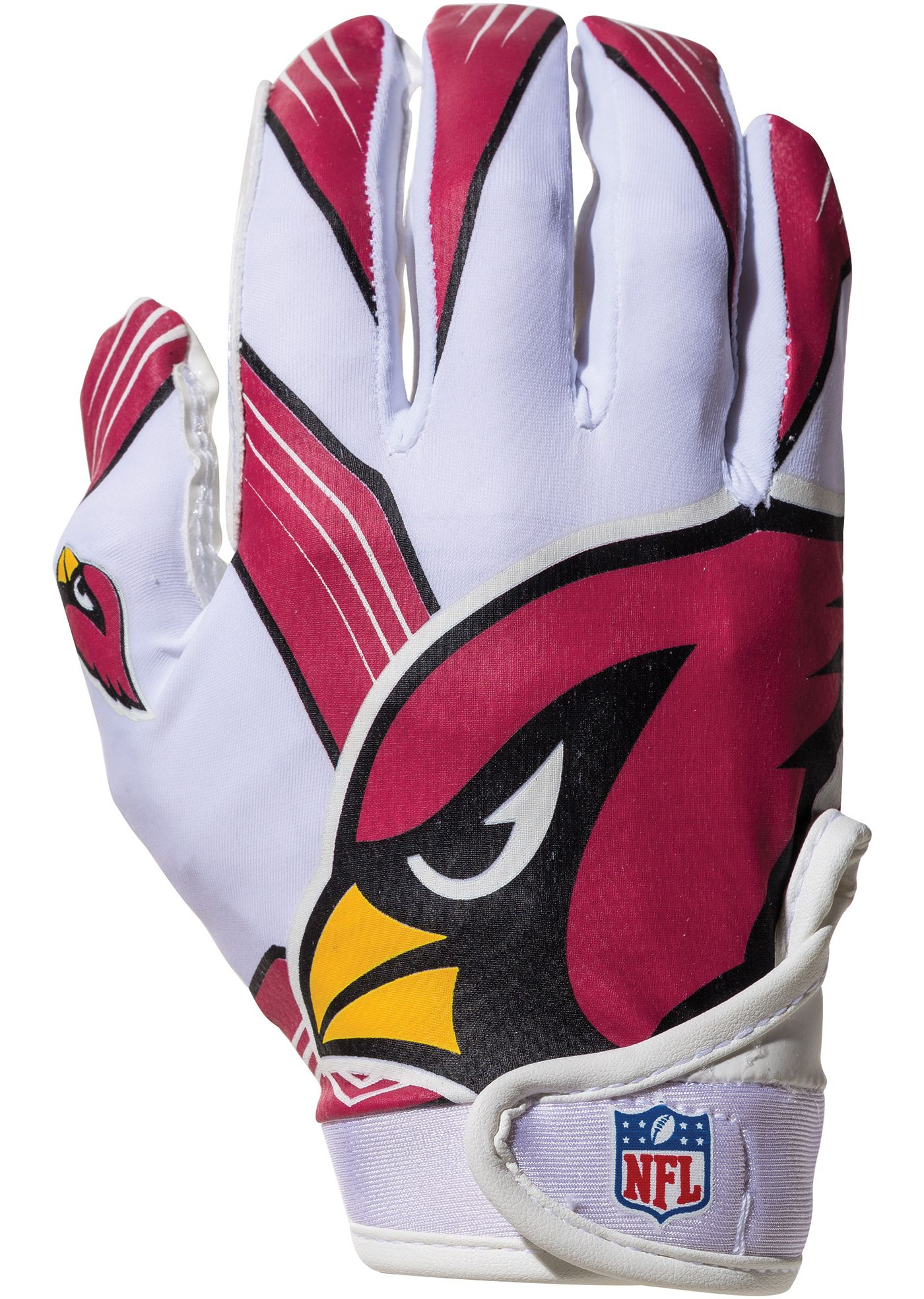 Franklin Arizona Cardinals Youth Receiver Gloves
