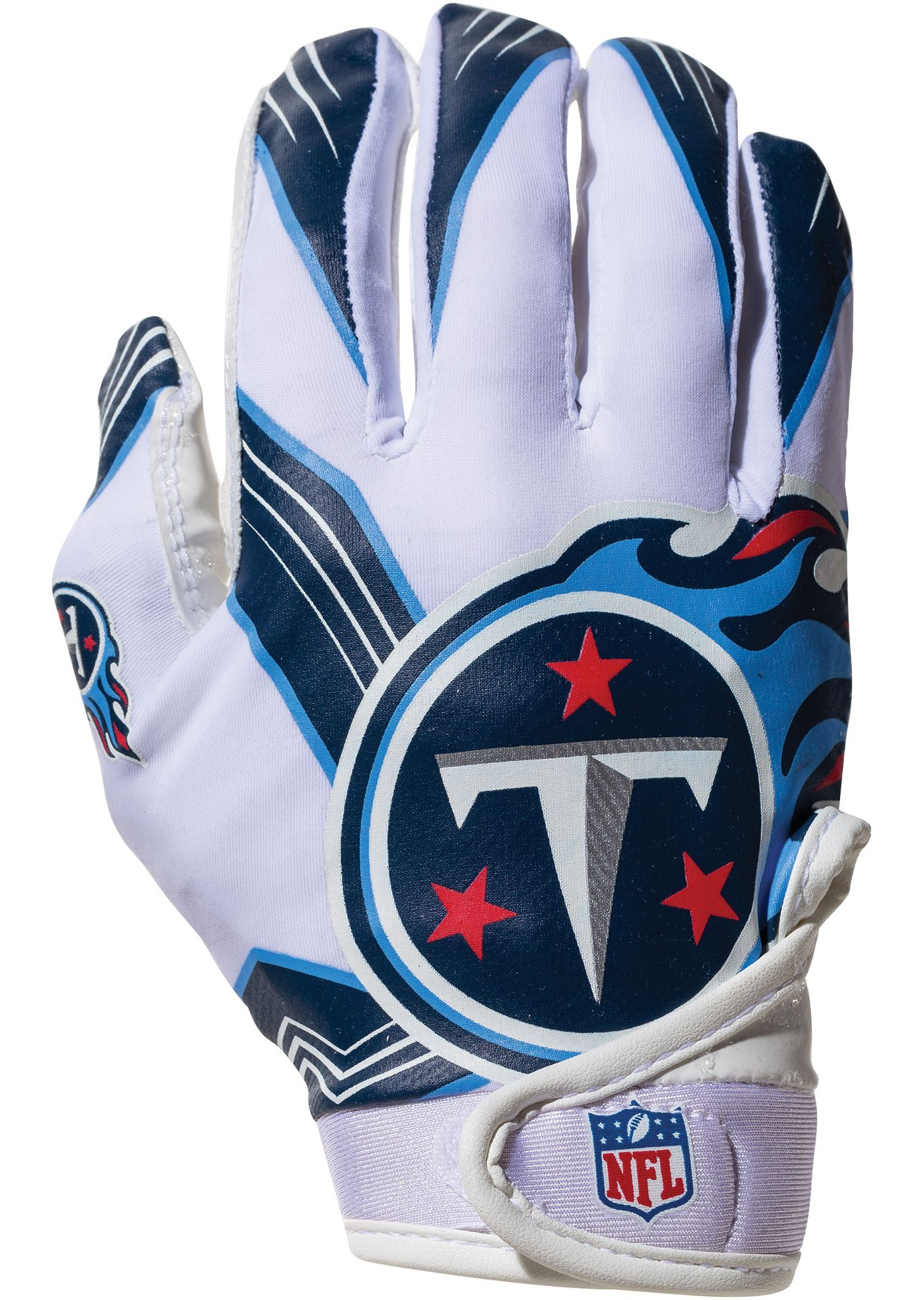 Franklin Tennessee Titans Youth Receiver Gloves