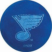 Franklin St. Louis Blues 6 Pack Hockey Balls