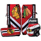 Franklin NHL Chicago Blackhawks Street Hockey Goalie Gear