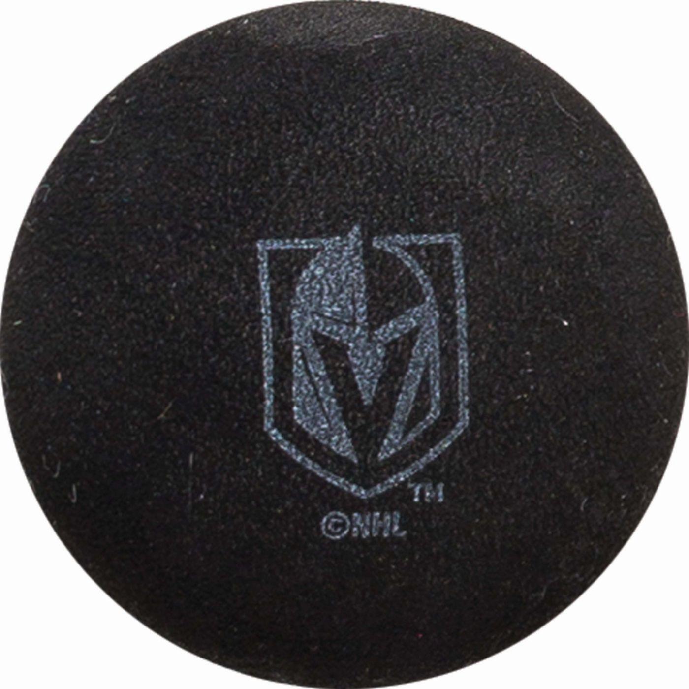 Franklin Vegas Golden Knights 6 Pack Hockey Balls