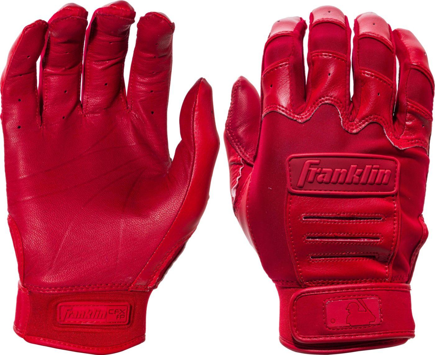 Franklin Women's CFX Pro Series Fastpitch Batting Gloves