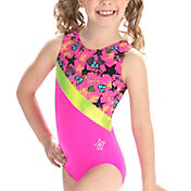 GK Elite Women's Doddle Charm Gymnastics Leotard