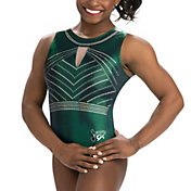 GK Elite Girl's Simone Biles Replica Tank Gymnastics Leotard
