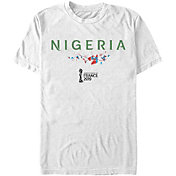 Fifth Sun Men's 2019 Women's FIFA World Cup Nigeria Graphic White T-Shirt