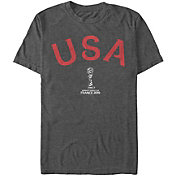 Fifth Sun Men's 2019 Women's FIFA World Cup USA Soccer Team Black T-Shirt