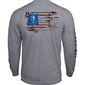 Salt Life Men's Salt Quiver Long Sleeve Shirt
