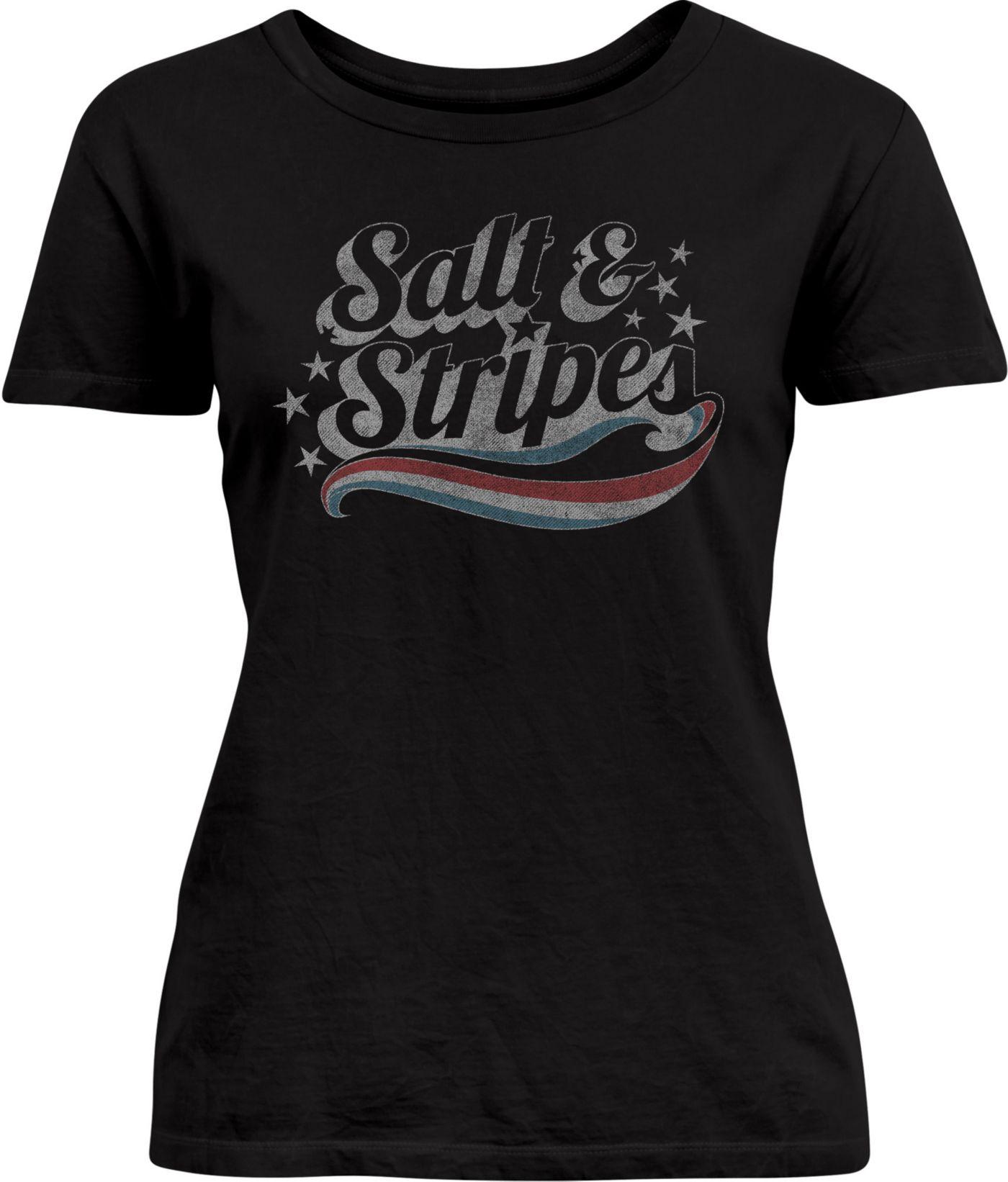 Salt Life Women's Salt and Stripes T-Shirt
