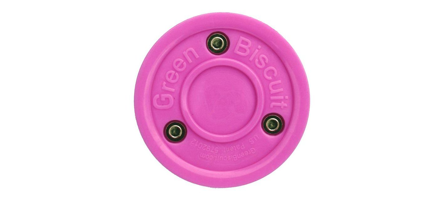 Green Biscuit Training Puck Blush