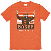 Where I'm From Men's Baker TD Orange Tri-Blend T-Shirt