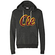 Where I'm From Men's CLE Black Pullover Hoodie