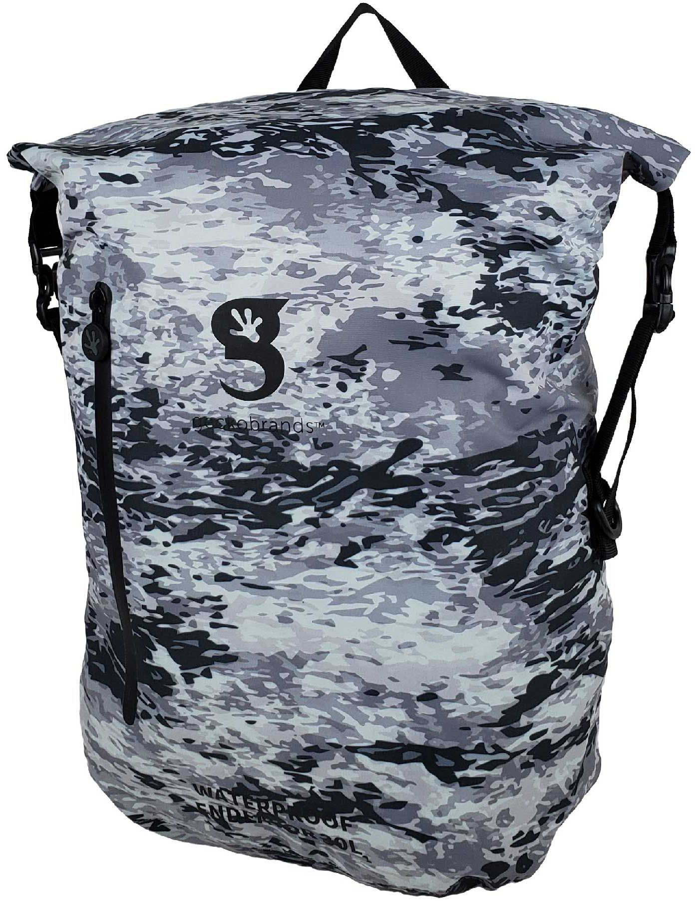 geckobrands Endeavor Waterproof Backpack