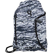 geckobrands Embark Waterproof Drawstring Backpack