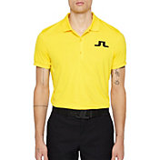 J.Lindeberg Men's Big Bridge Jersey Golf Polo