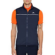 J.Lindeberg Men's Luke Wind Pro Golf Vest