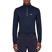 J.Lindeberg Men's Kimball Midlayer Golf ¼ Zip