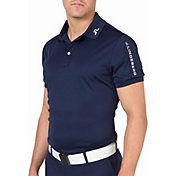 J.Lindeberg Men's Tour Tech Jersey Golf Polo