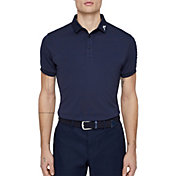 J.Lindeberg Men's Tour Tech Slim Fit Golf Polo