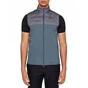 J.Lindeberg Men's Winter Hybrid Golf Vest