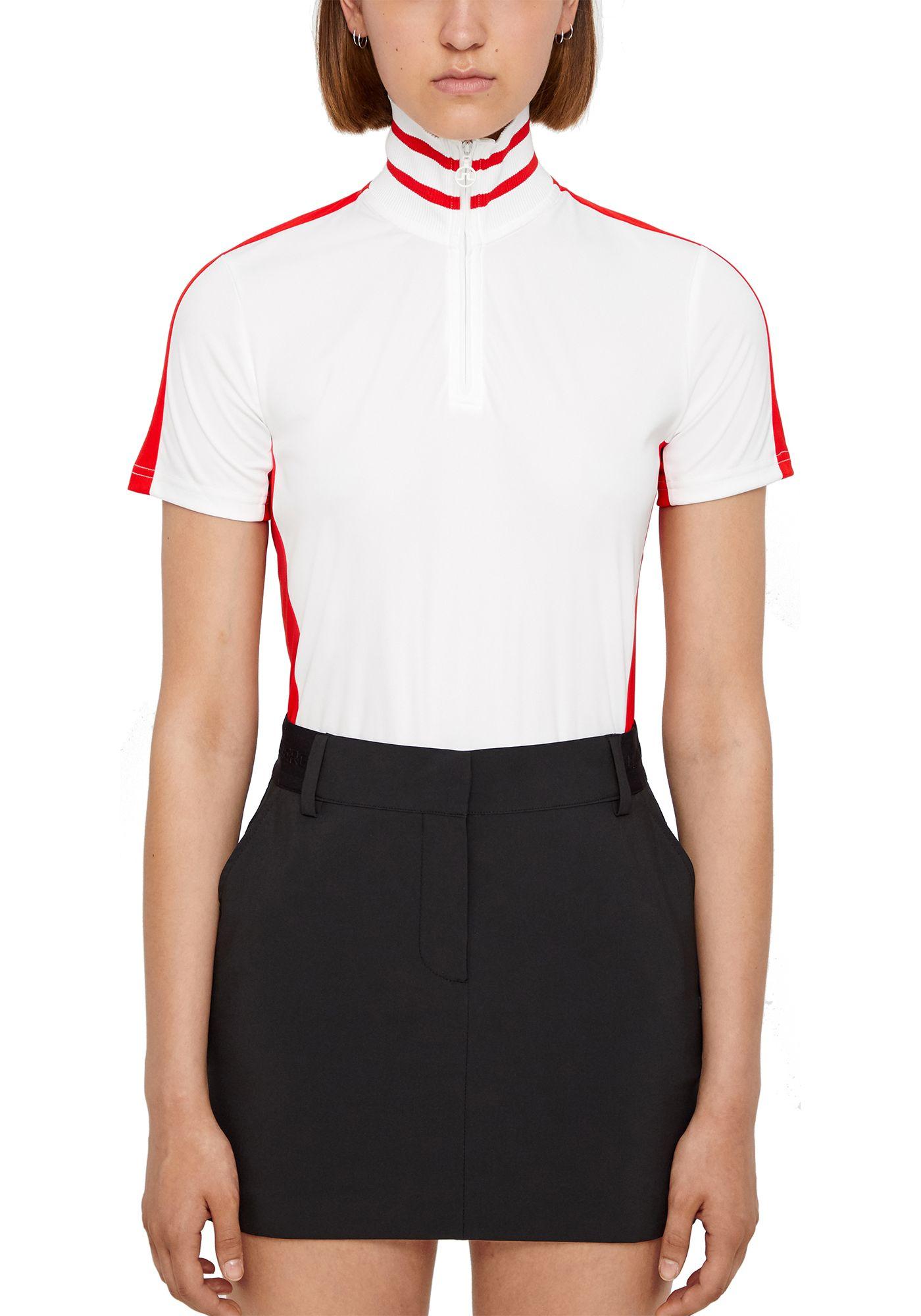 J.Lindberg Women's Filipa-TX Short Sleeve Golf Polo