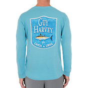 Guy Harvey Men's Adventure Ahead Long Sleeve Shirt