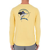 Guy Harvey Men's Core Sailfish Long Sleeve Shirt