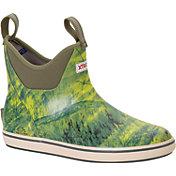 XTRATUF Men's 6'' Realtree Deck Boots