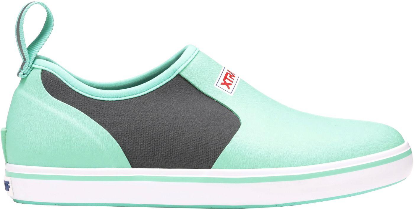 XTRATUF Women's Slip-On Deck Shoes
