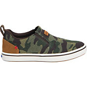 XTRATUF Women's Sharkbyte Canvas Camo Casual Shoes