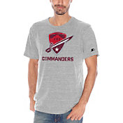 Starter Men's San Antonio Commanders Champs Heather Grey T-Shirt