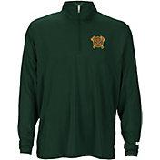 Starter Men's Arizona Hotshots On-Field Coaches Green Quarter-Zip Pullover