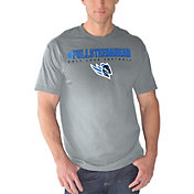 G-III Men's Salt Lake Stallions #FULLSTEEDAHEAD Grey T-Shirt