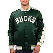 Starter Men's Milwaukee Bucks Varsity Jacket