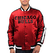 Starter Men's Chicago Bulls Varsity Jacket