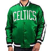 Starter Men's Boston Celtics Varsity Jacket