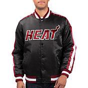 Starter Men's Miami Heat Varsity Jacket