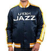 Starter Men's Utah Jazz Varsity Jacket