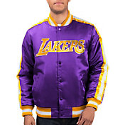 Starter Men's Los Angeles Lakers Varsity Jacket
