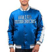 Starter Men's Dallas Mavericks Varsity Jacket
