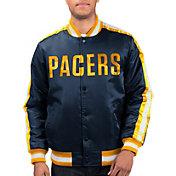 Starter Men's Indiana Pacers Varsity Jacket