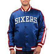 Starter Men's Philadelphia 76ers Varsity Jacket