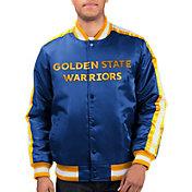 Starter Men's Golden State Warriors Varsity Jacket