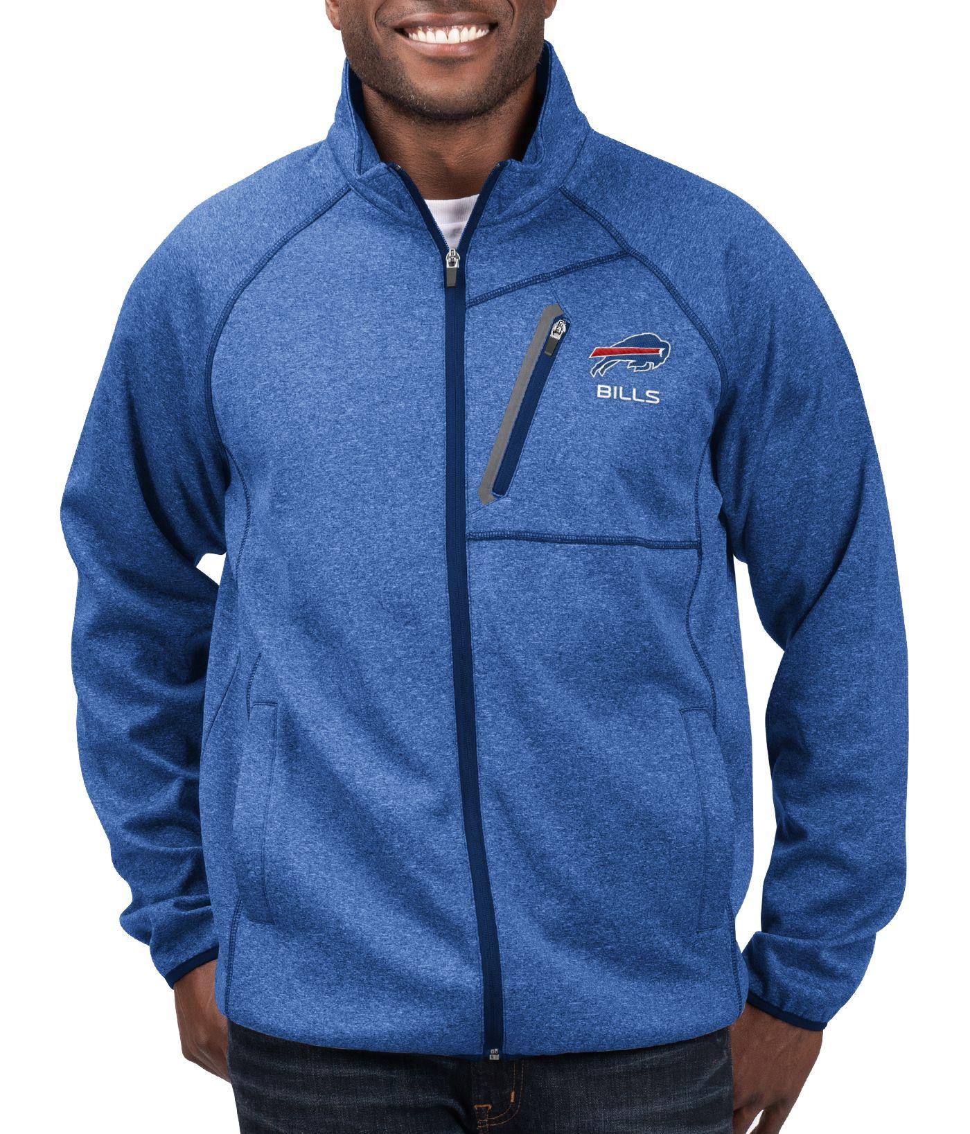 G-III Men's Buffalo Bills Switchback Full-Zip Royal Jacket