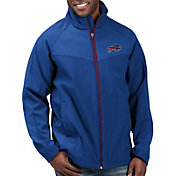 G-III Men's Buffalo Bills Warning Track Full-Zip Royal Jacket