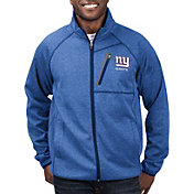 G-III Men's New York Giants Switchback Full-Zip Royal Jacket