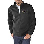 G-III Men's Baltimore Ravens Audible Navy Full-Zip Jacket