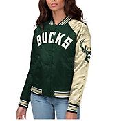 Starter Women's Milwaukee Bucks Varsity Jacket