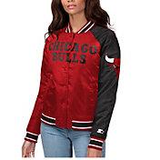 Starter Women's Chicago Bulls Varsity Jacket