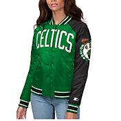 Starter Women's Boston Celtics Varsity Jacket