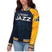 Starter Women's Utah Jazz Varsity Jacket